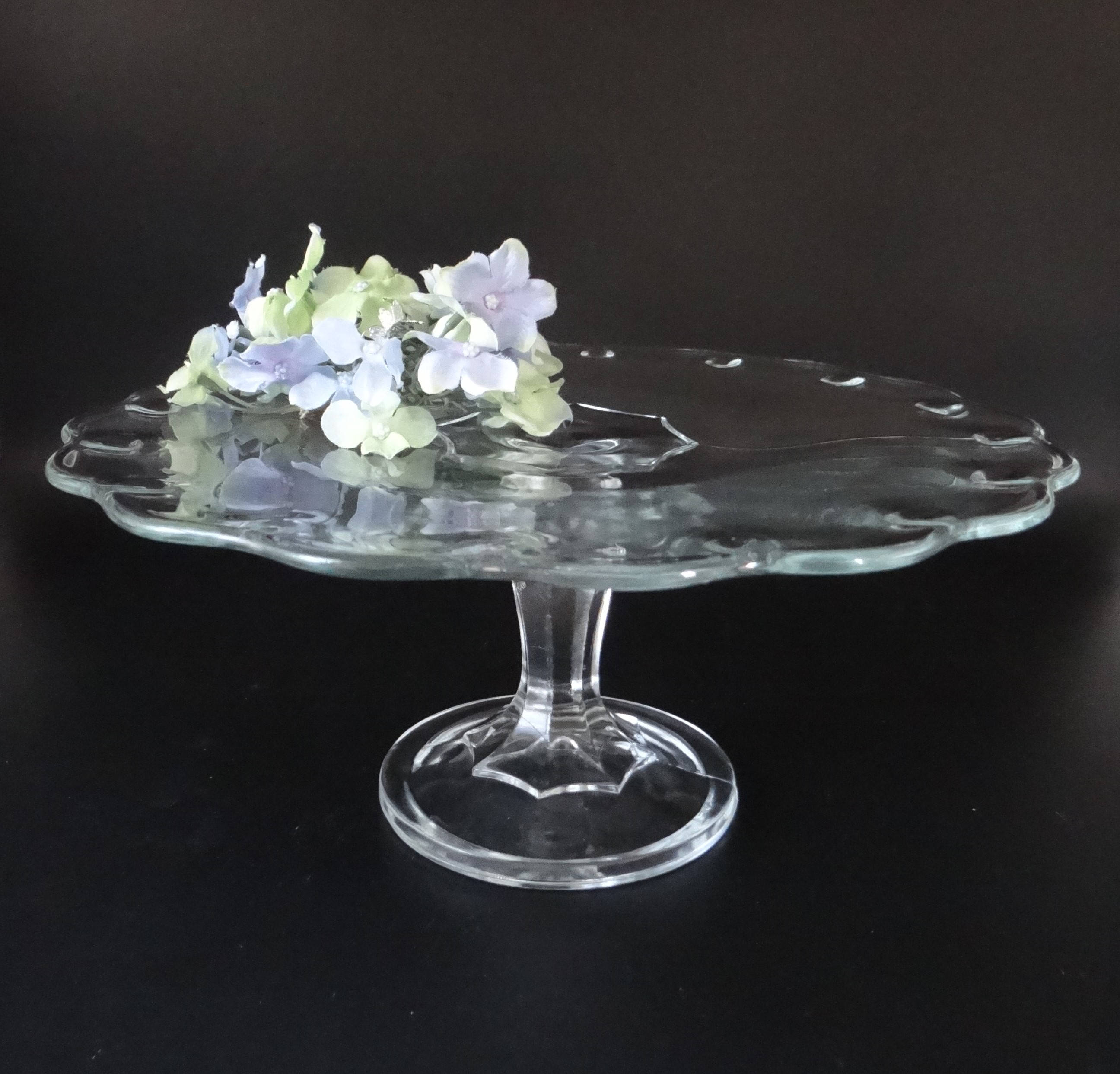 colored do glass xxx jade stand pedestal market world product cake